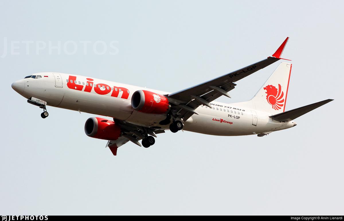 Boeing 737 MAX Kazaları – I- (Lion Air Flight LNI610)